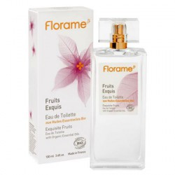 Eau de Toilette bio Fruits Exquis - Florame