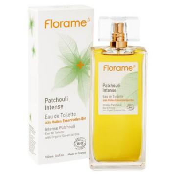 Eau de Toilette bio Patchouli Intense - Florame