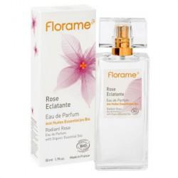 Eau de Parfum Rose Eclatante 50 ml - Florame