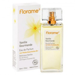 Eau de Parfum Vanille Gourmande - Florame