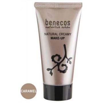 Fond de teint crème CARAMEL - Benecos