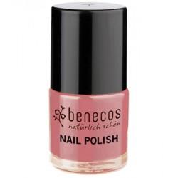 Vernis à ongles Rose Passion - Benecos