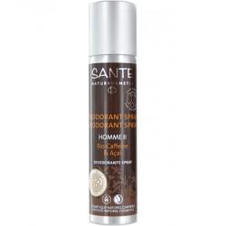 Déodorant spray Homme Cafeine et Açaï - Santé