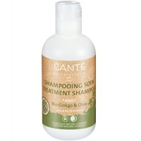 Shampooing Soin Ginkgo & Olive 200 ml - Santé Naturkosmetik shampoing bio