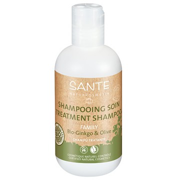 Shampooing Soin Gingko & Olive 200 ml - Santé
