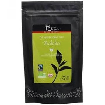 Thé vert bio Matcha vrac 50g - Touch Organic
