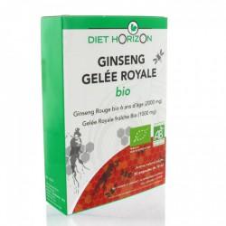 Complexe Ginseng Gélée royale bio - Diet Horizon