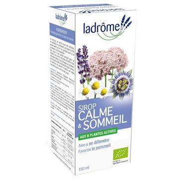 Sirop Calme et Sommeil bio - Ladrôme