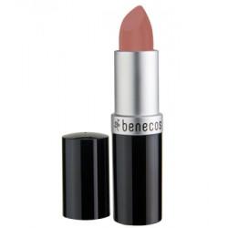 Rouge à lèvres PINK MIEL Rosé (mat) - Benecos
