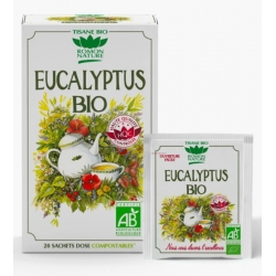Tisane Eucalyptus bio - Romon Nature