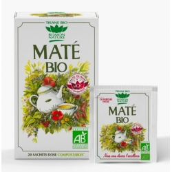 Tisane Maté bio - Romon Nature
