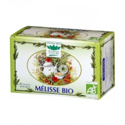 Tisane Mélisse bio - Romon Nature