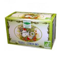 Tisane Tilleul/Citron bio - Romon Nature