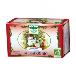 Tisane Circulation bio - Romon Nature