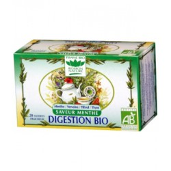 Tisane Digestion Menthe bio - Romon Nature