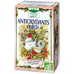Tisane Antioxydants bio - Romon Nature
