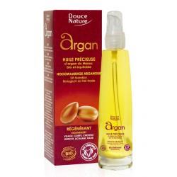 Huile Argan bio équitable 100 ml - Douce Nature