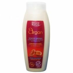Gel douche à l'huile d'Argan bio - Douce Nature