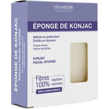 Éponge de Konjac - Eau Thermale Jonzac