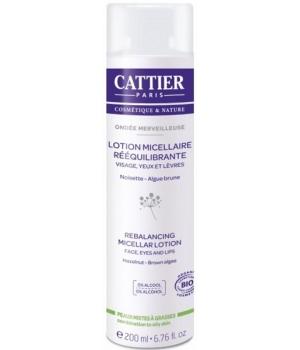 Lotion micellaire rééquilibrante Ondée merveilleuse - Cattier