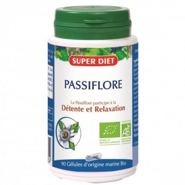 Passiflore gélules - Super Diet