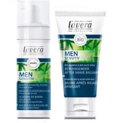 Lot de 2 produits Homme pour le rasage Lavera