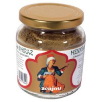 Henné de Shiraz bio Acajou - Beliflor Aromatic Provence