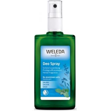 Déodorant à la Sauge 100ml - Weleda
