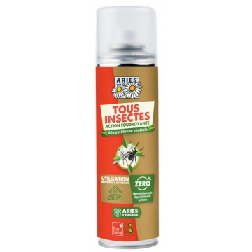 Insecticide naturel Pistal 50 ml - Aries