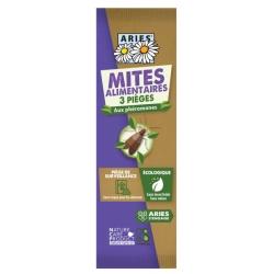 Lot de 3 Pièges à Mites alimentaires Mottlock® - Aries
