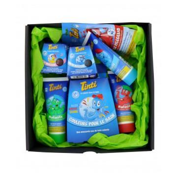 Coffret pour Enfants Sélection de produits pour le Bain Tinti
