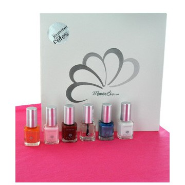 Coffret vernis addict-Avril