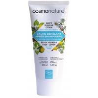 Baume démêlant tous cheveux Karité Verveine Citron 200ml - Cosmo Naturel,   Produits d'hygiène bio,  Aromatic Provence