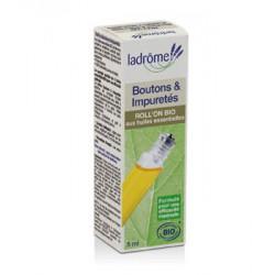 Roll on Boutons et Impuretés 5 ml - Ladrôme