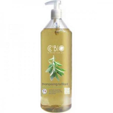 Shampooing fortifiant Quinquina Sauge Citron 1L