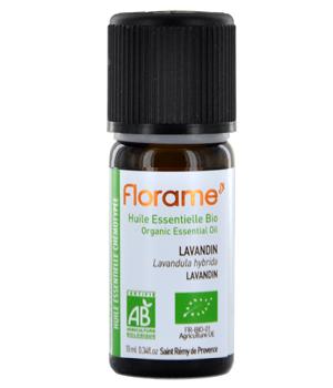 Huile essentielle bio Lavandin 10 ml - Florame