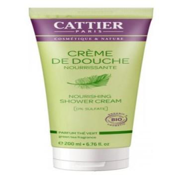Crème de Douche Thé Vert - Cattier