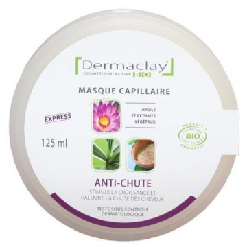 Masque capillaire anti-chute - Dermaclay