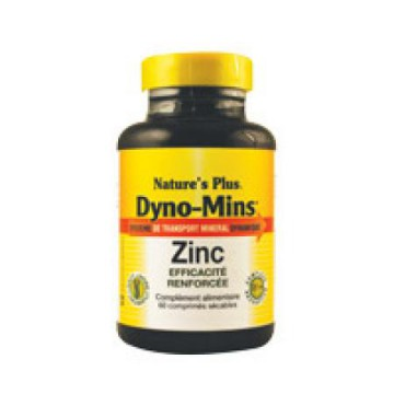 Dyno-Mins Zinc - Nature s'plus