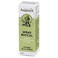 Spray buccal Propolin® Aagaard,Spray buccal de poche Propolin® 15ml Aagaard,aromatic provence