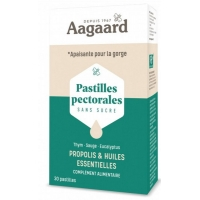 Pastilles apais' toux Propolin® - Aagaard, aagaard, aromatic provence,