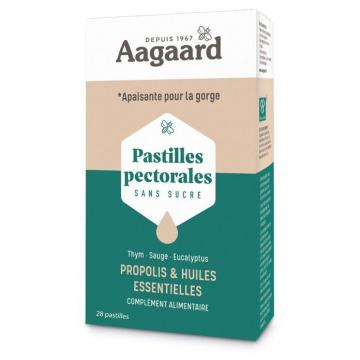 Pastilles apais'toux Propolin® - Aagaard