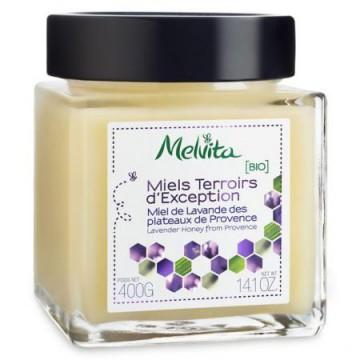 Miel de lavande bio des Plateaux de Provence - Melvita