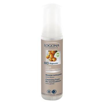 Mousse Nettoyante extra douce Age Protection - Logona