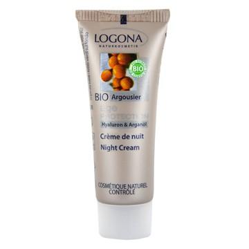 Crème de Nuit Age Protection Dose d'essai - Logona