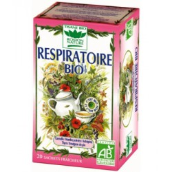 Tisane Respiratoire bio - Romon Nature