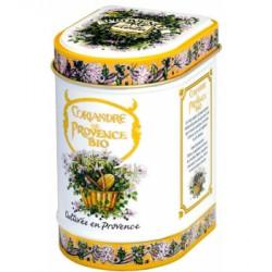 Coriandre bio Provence Boîte - Provence d'Antan