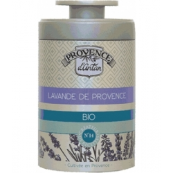 Lavande culinaire bio Provence Boîte métal 15 gr - Provence d'Antan