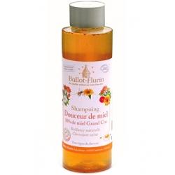 Shampooing Douceur de Miel 30% de miel 250ml - Ballot Flurin