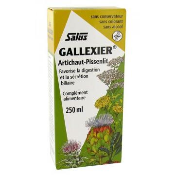 Gallexier bio digestion Artichaut-Pissenlit 250ml Salus